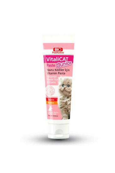 Bio PetActive Vitalicat Paste Junior 100 Mml