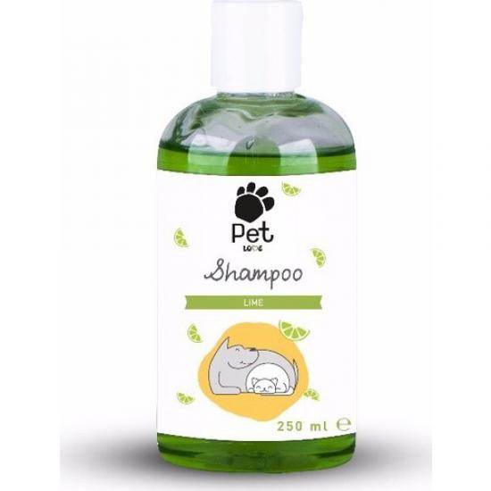 Pet Love Eco Kedi & Köpek Şampuanı Lime 250 Ml