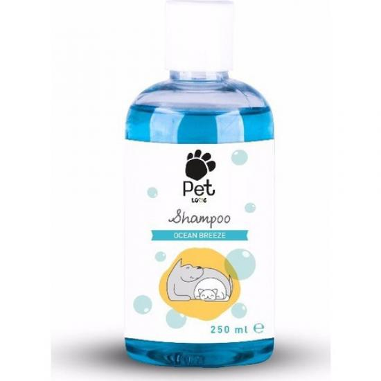 Pet Love Eco Kedi & Köpek Şampuanı Ocean Breeze 250 Ml