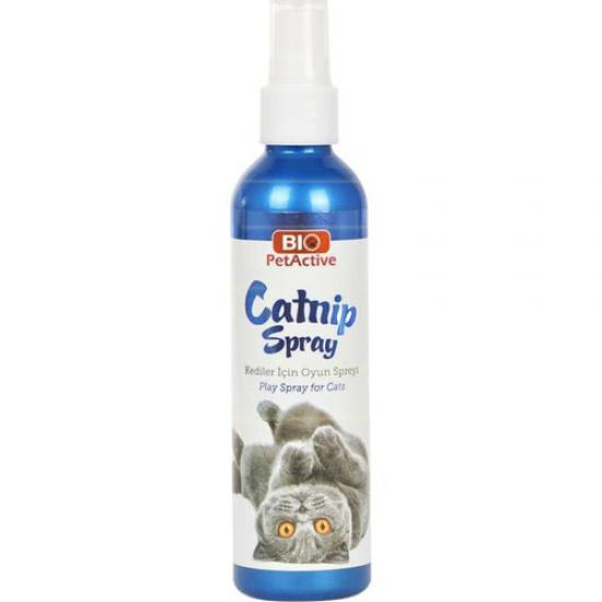 Bio Pet Active Catnip Kedi Oyun Spreyi 100 ml