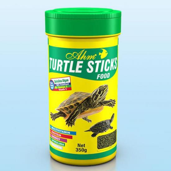 Ahm Turtle Sticks Food Kaplumbağa Yemi 100 ml