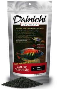 Dainichi Cichlid Color Supreme (1mm) 50gr Açık